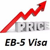 price of eb-5 visa going up